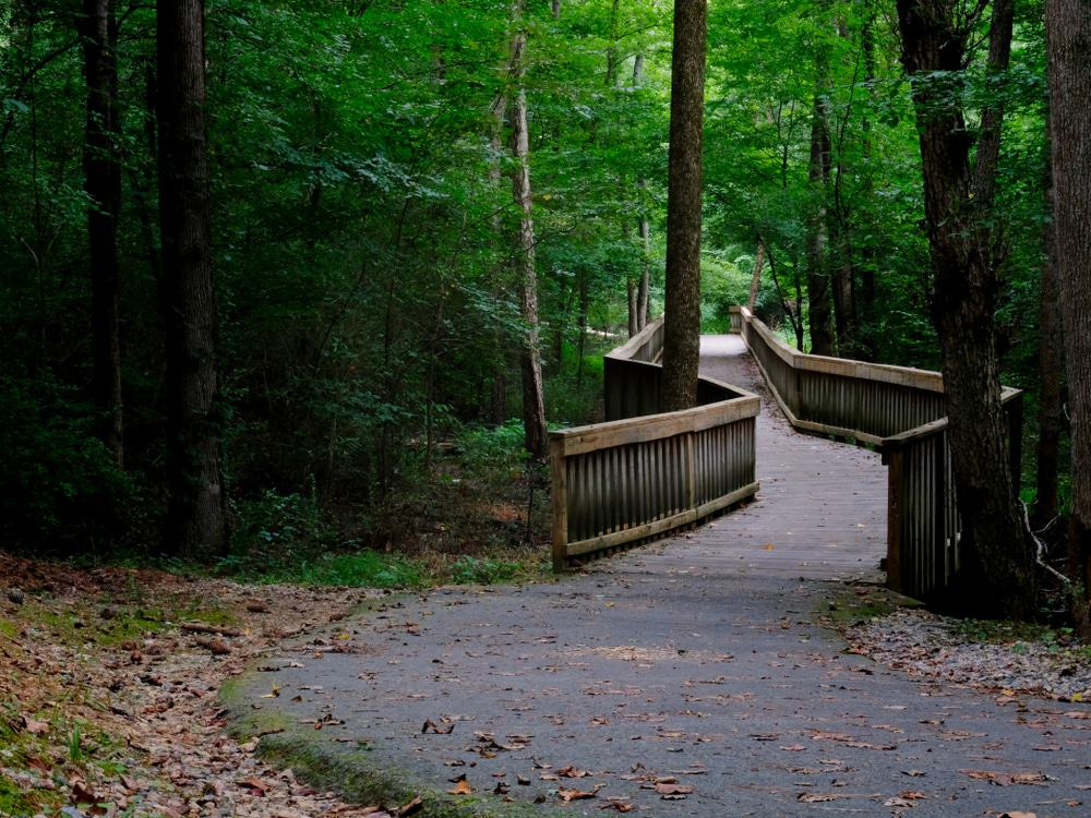 Raleigh Greenway System