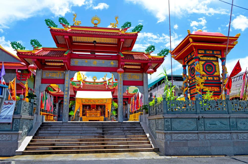Jui Tui Shrine, Phuket