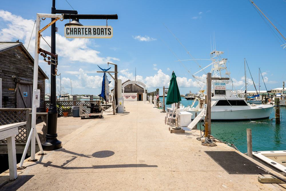 Fishing Charter, Key West