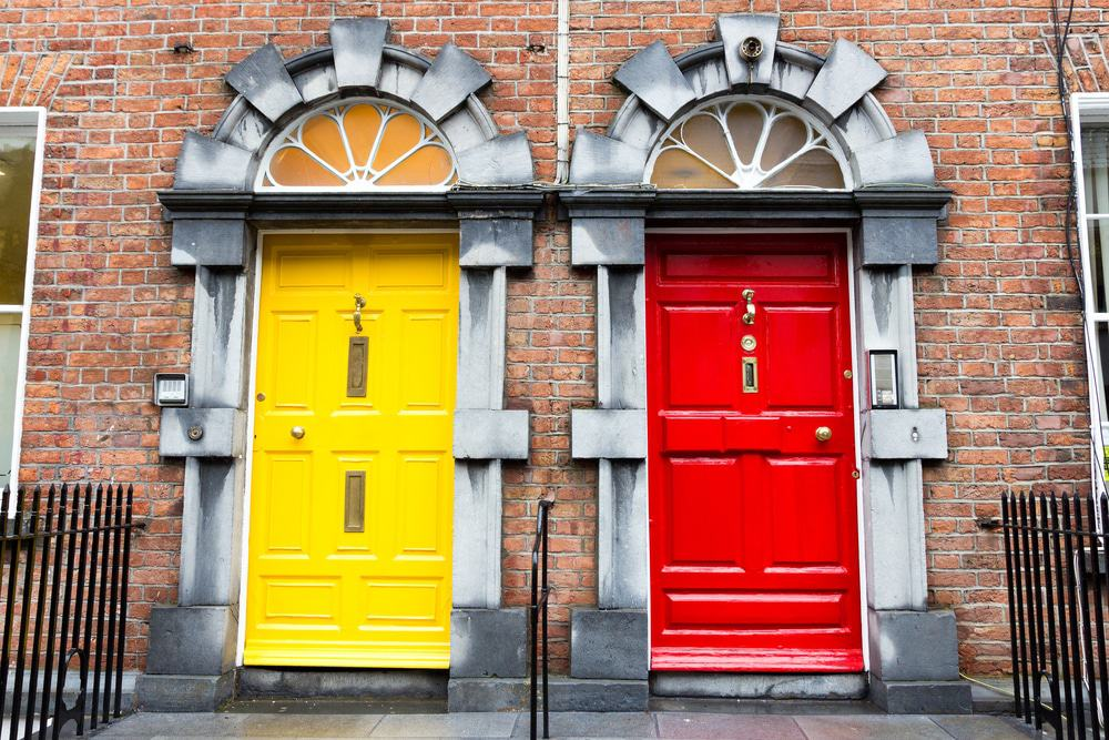 Unique Doors of Dublin
