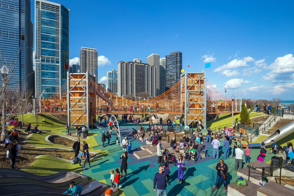 Maggie Daley Park, Chicago