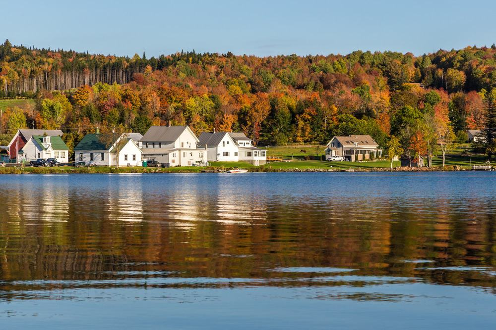 15 Best Lakes in Vermont - The Crazy Tourist