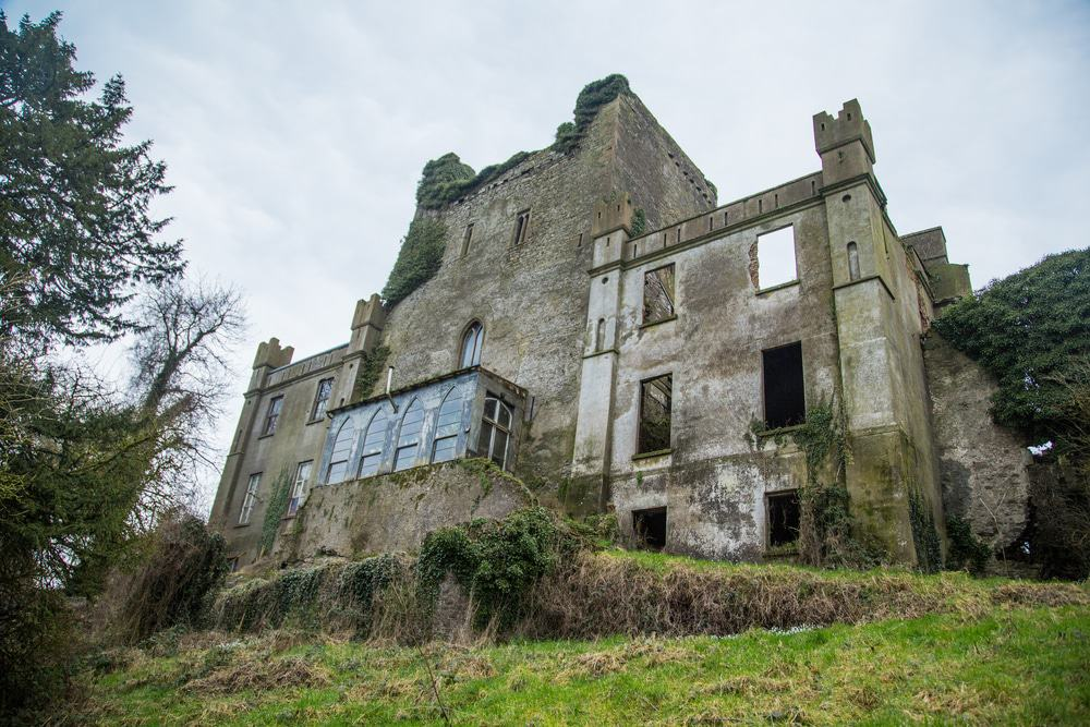 Leap Castle, Co Offaly, Ireland