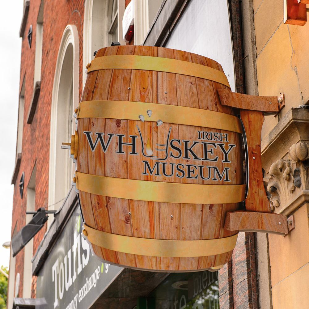 Irish Whiskey Museum, Dublin