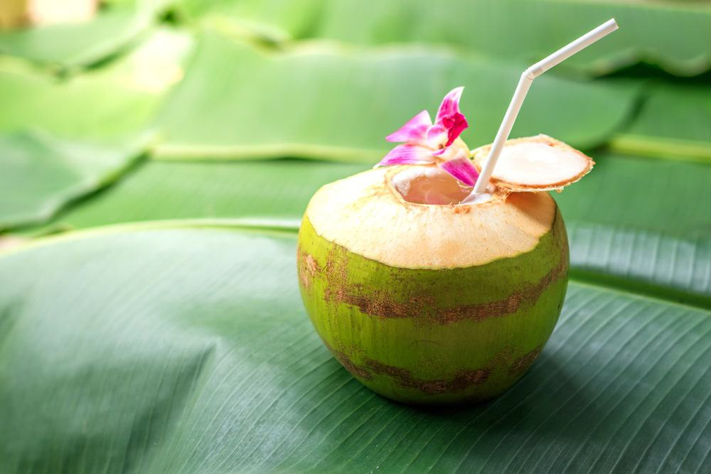 Thai Coconut Drink