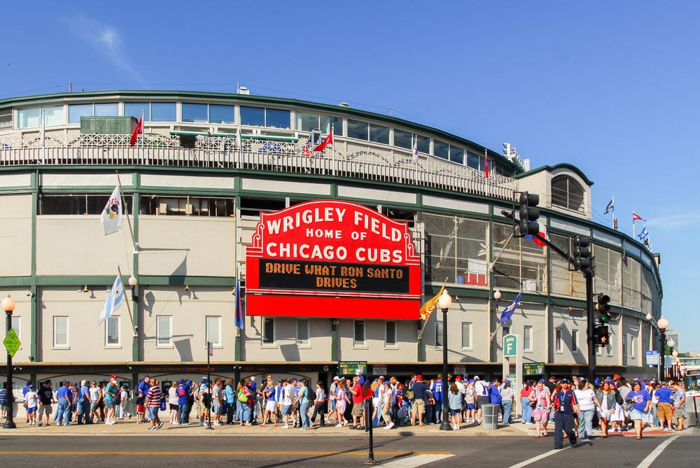 Wrigley Field Seating | Best seats for Chicago Cubs