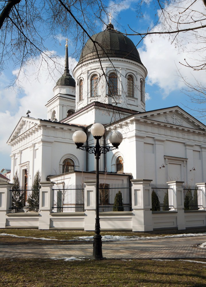 Orthodox church of St. Nicholas in Bialystok