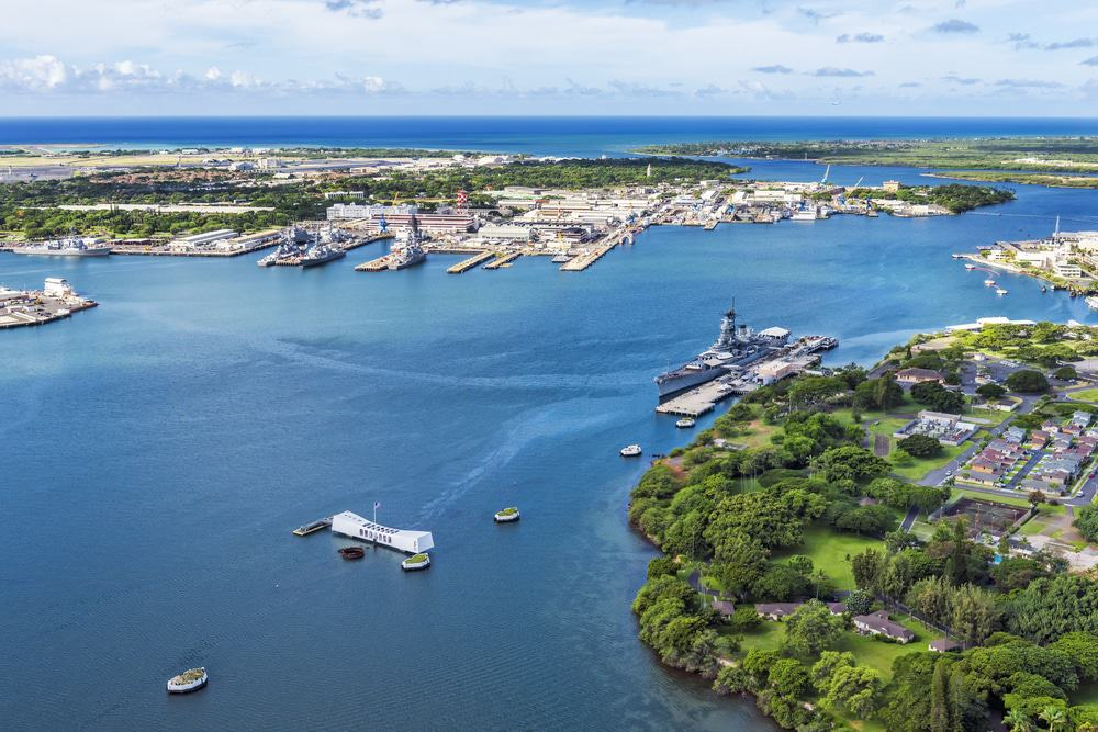 Pearl Harbor National Park