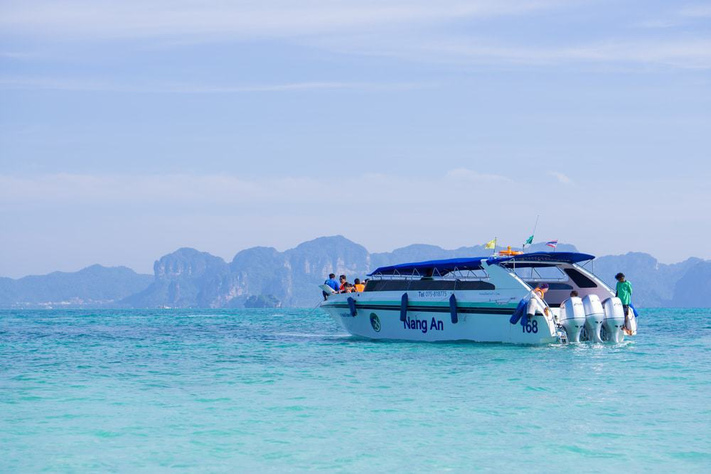 Four Island Tour, Krabi