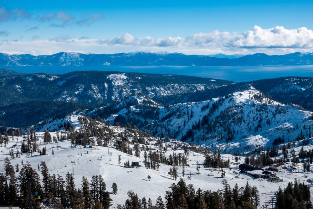 Olympic Valley, Tahoe