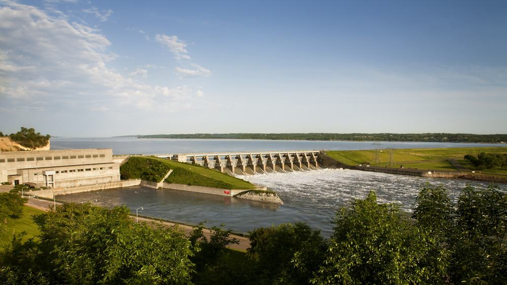 Gavins Point Dam, Lewis and Clark Lake