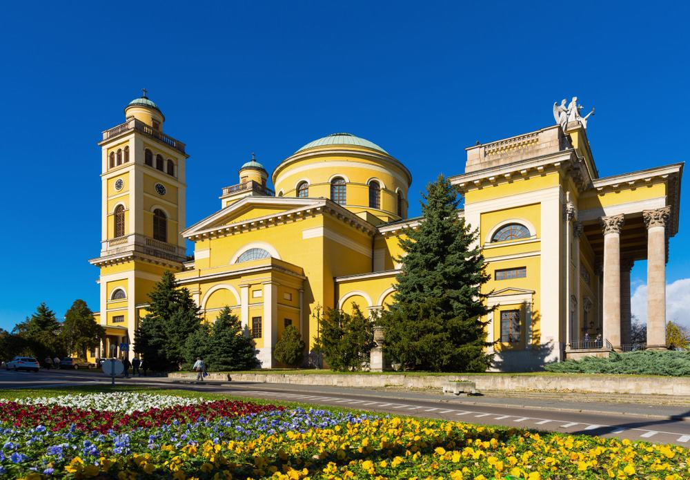 Cathedral Basilica of St. John the Apostle, Eger