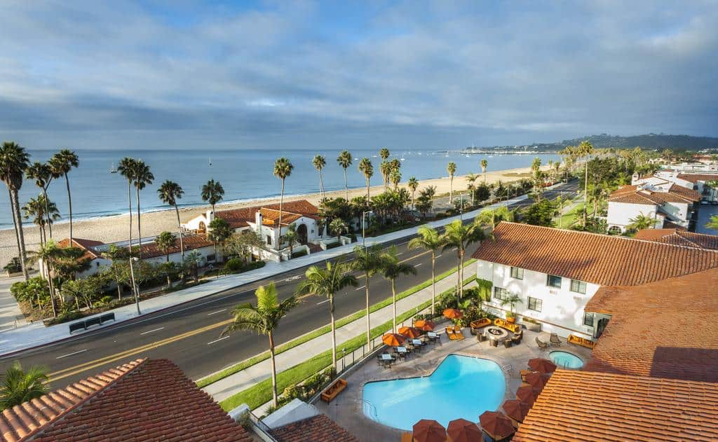 Santa Barbara Hotels >> Where To Stay In Santa Barbara Neighborhoods Area Guide The