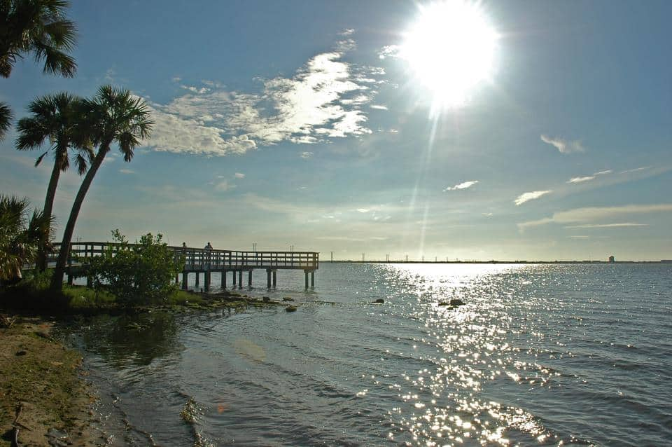 Indian River, Palm Bay, Florida