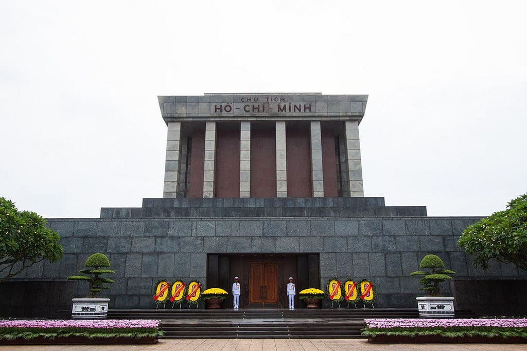 Ho Chi Minh Monument, Halong Bay