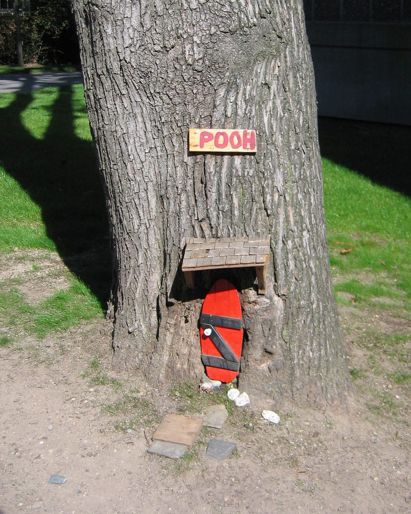 Pooh's House, Cambridge