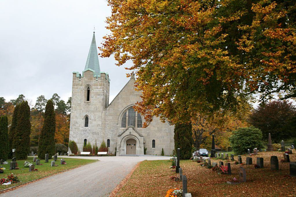 Borgestad Church