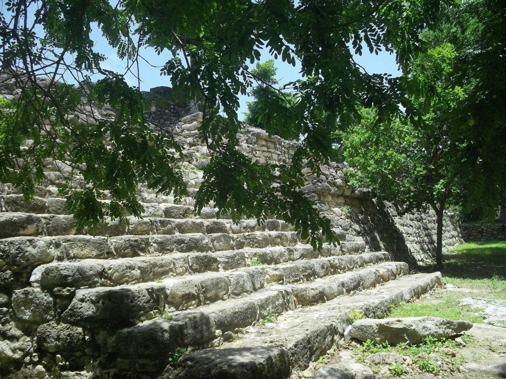 Habuk Archaeological Site, Izamal