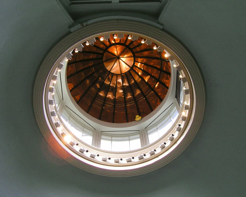 The Ether Dome, Boston