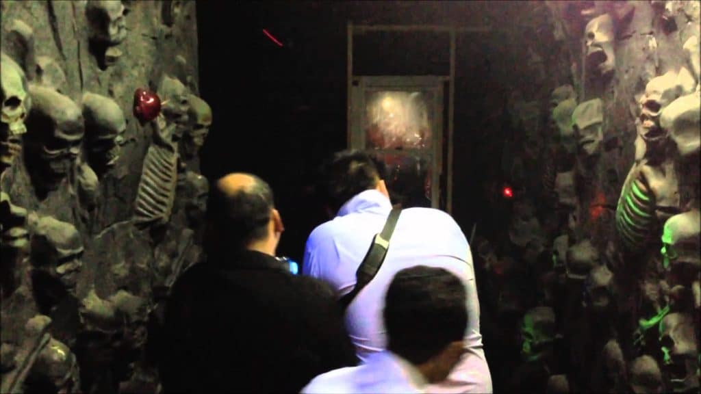 Haunted Adventure, Genting Highlands