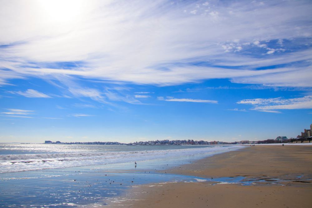 Revere Beach, Massachusetts