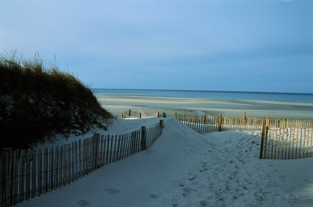 Mayflower Beach, Massachusetts