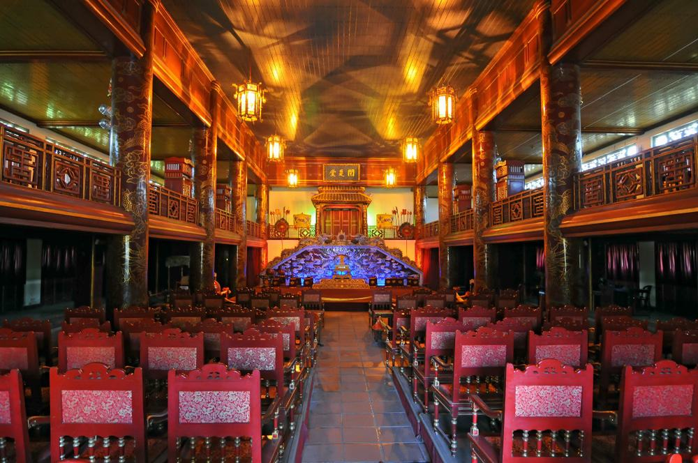Royal Theatre, Hue