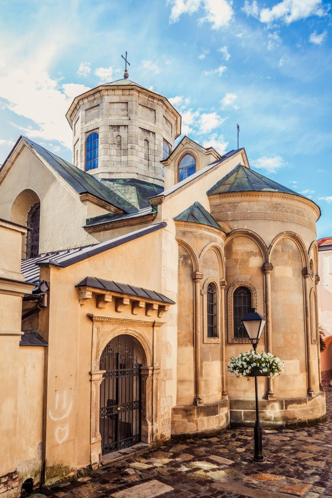 Armenian Cathedral, Lviv