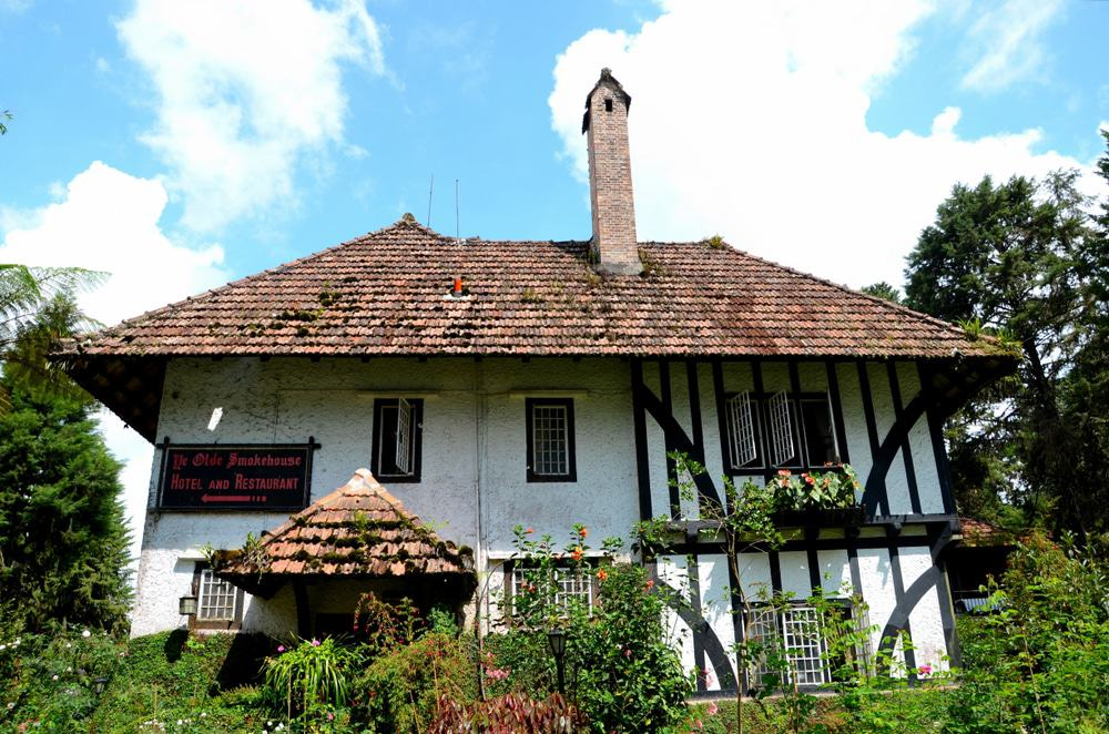 Tudor mansion, Cameron Highlands