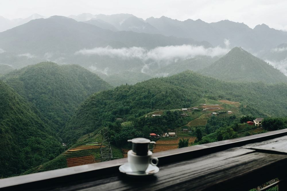 Cafe in the Clouds, Sapa