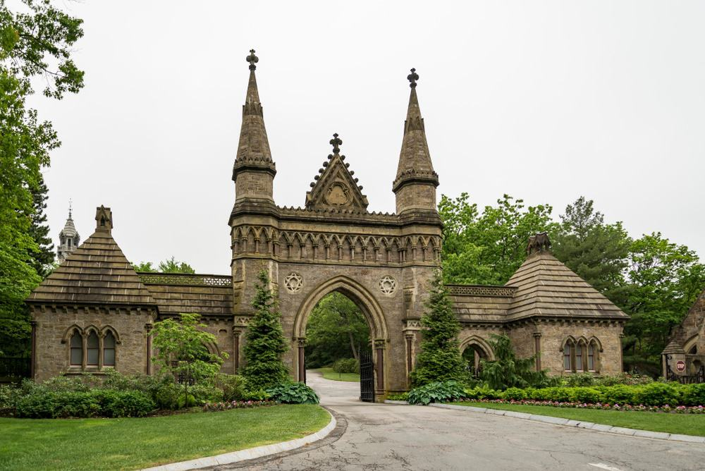 Forest Hills Cemetery, Boston