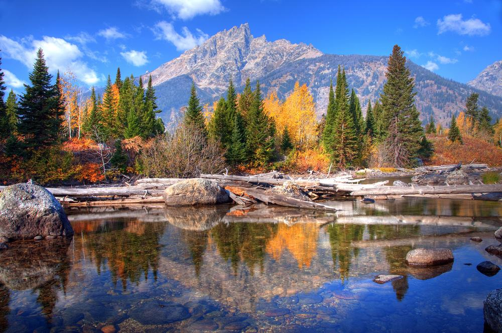15 Best Lakes In Wyoming The Crazy Tourist