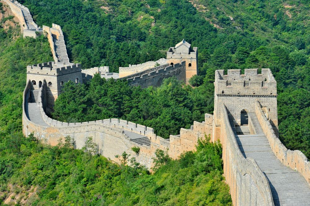 Great Wall of China – Mutianyu section