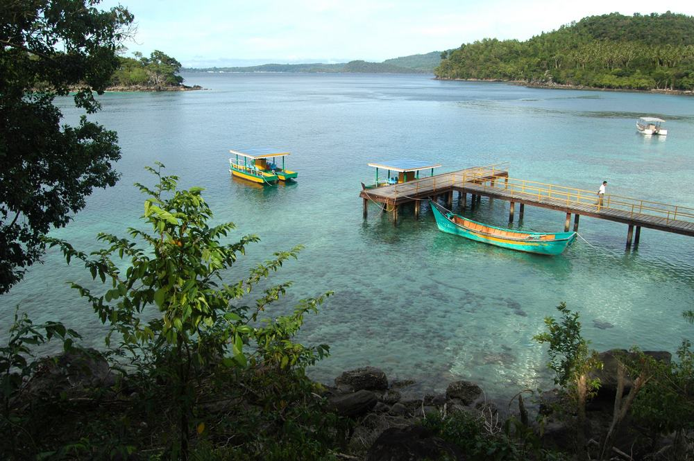 Pulau Weh in Aceh