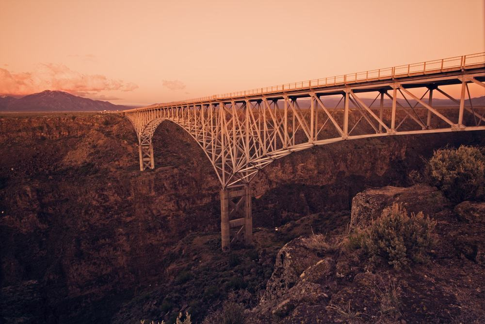 Rio Grande Gorge Bridge, New Mexico