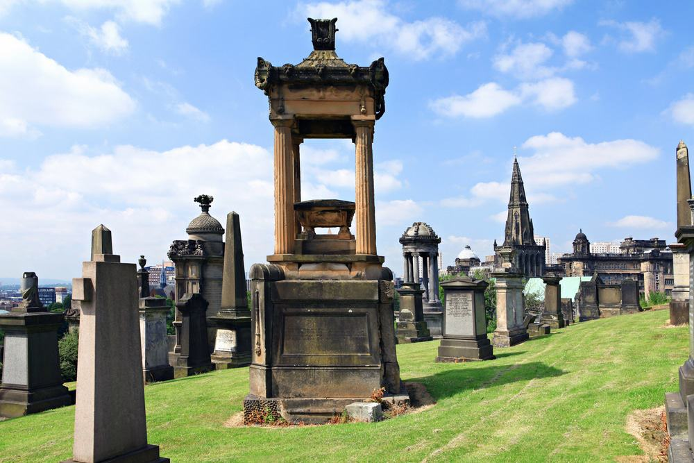 The Necropolis, Glasgow