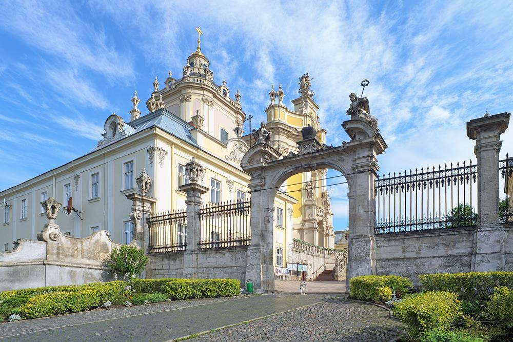 St George's Cathedral, Lviv