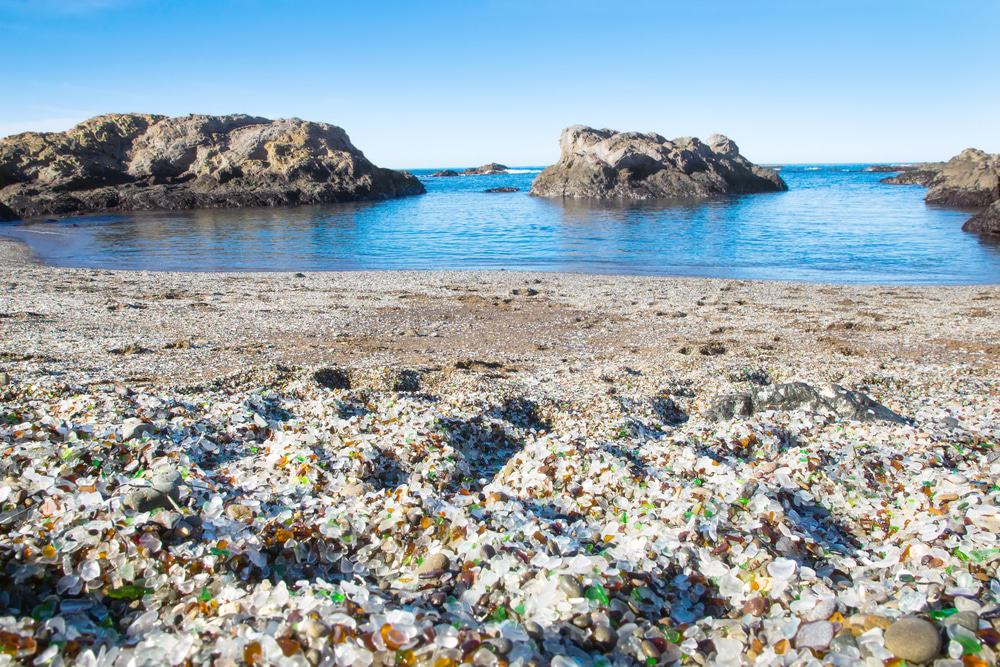 Glass Beach, MacKerricher State Park
