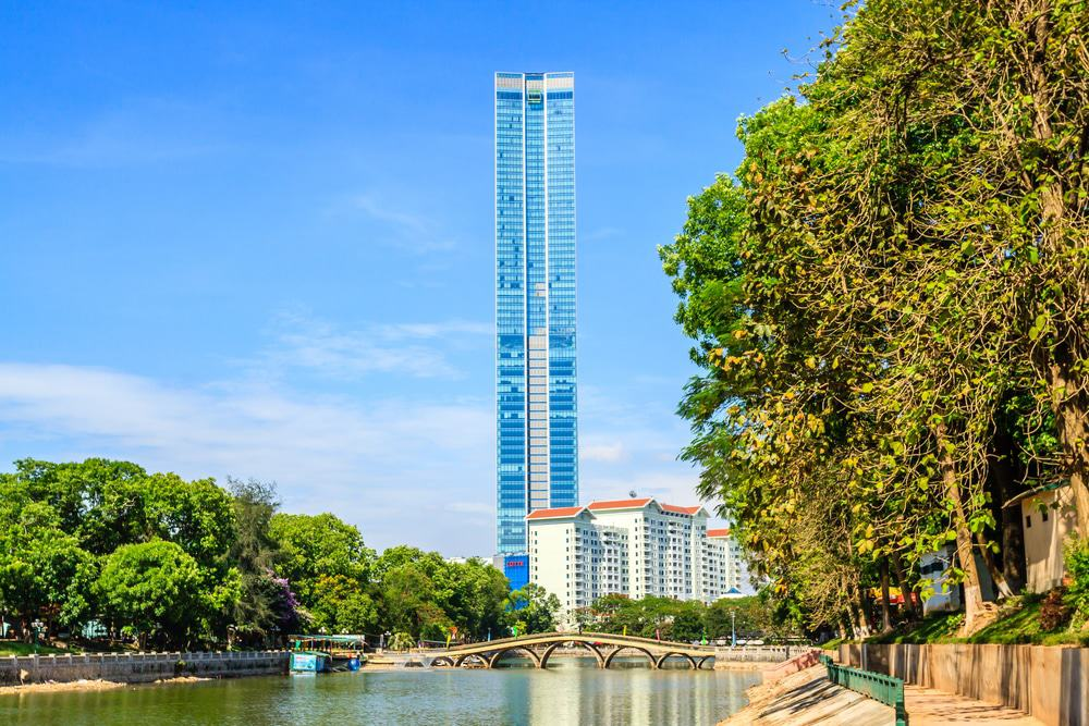 Lotte Tower, Hanoi