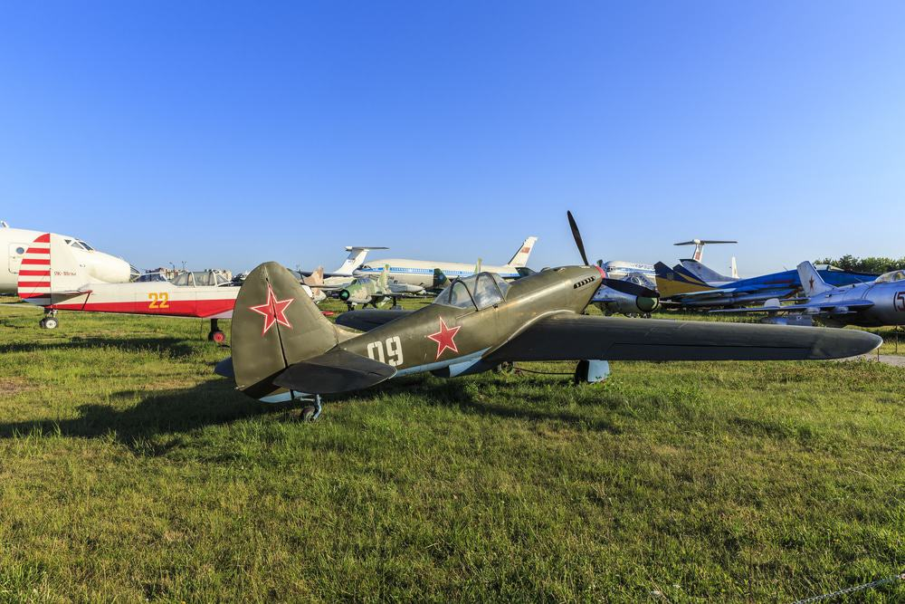State Aviation Museum, Kiev