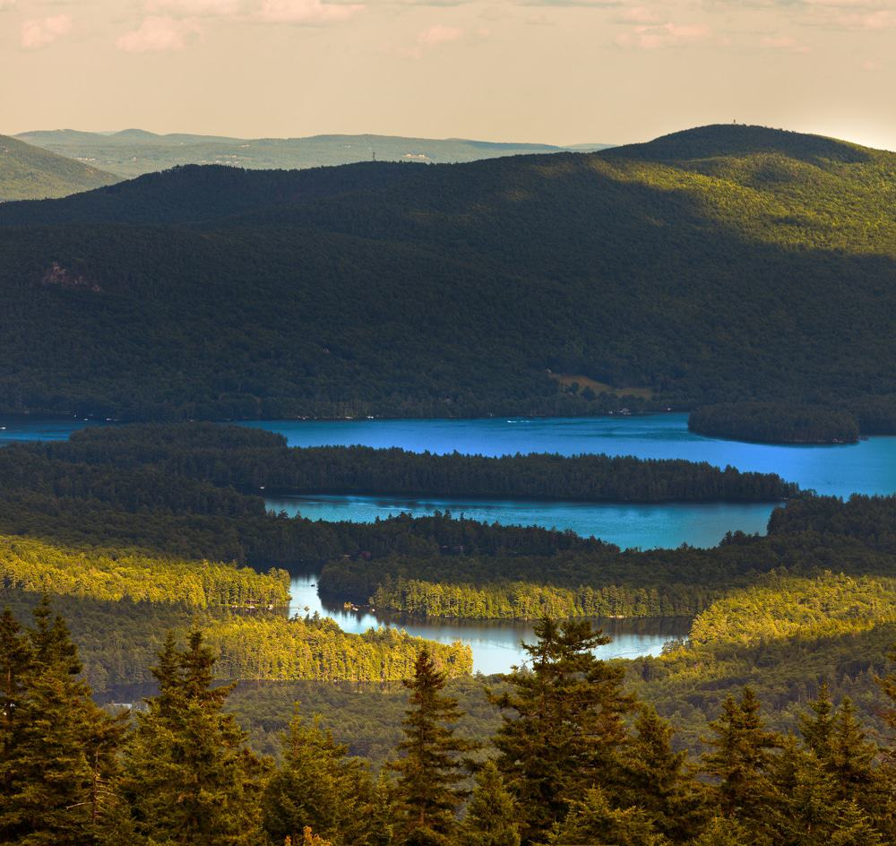 Ossipee Lake, New Hampshire