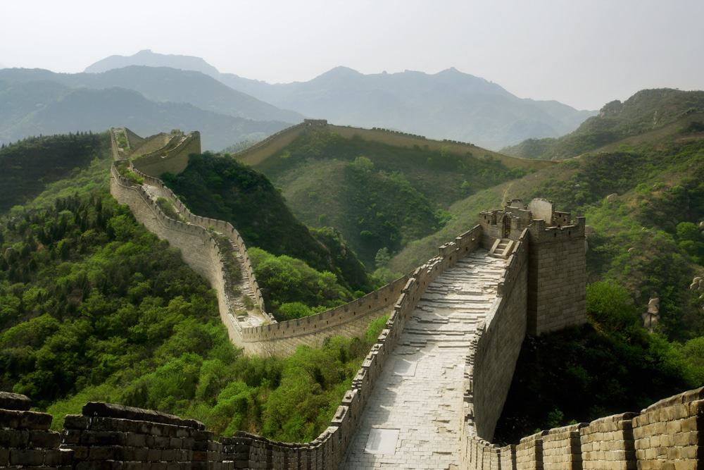 Great Wall of China – Badaling section