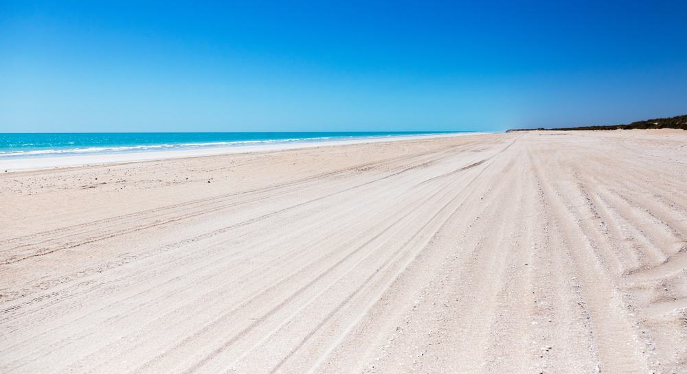 Eighty Mile Beach, Western Australia
