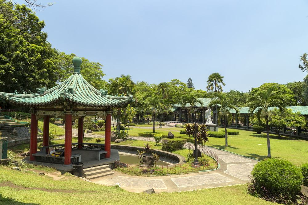 Parc Rizal, Manille