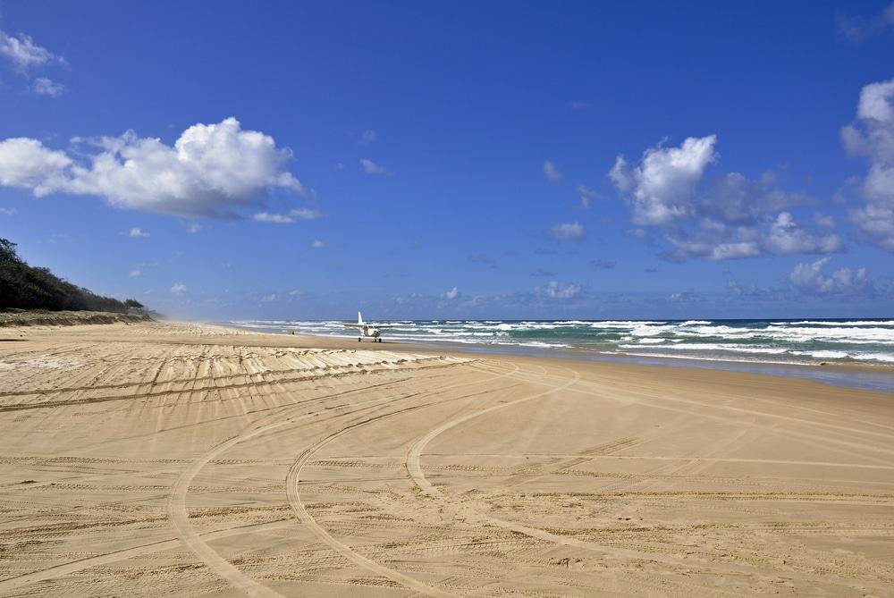 Seventy Five Mile Beach, Fraser Island
