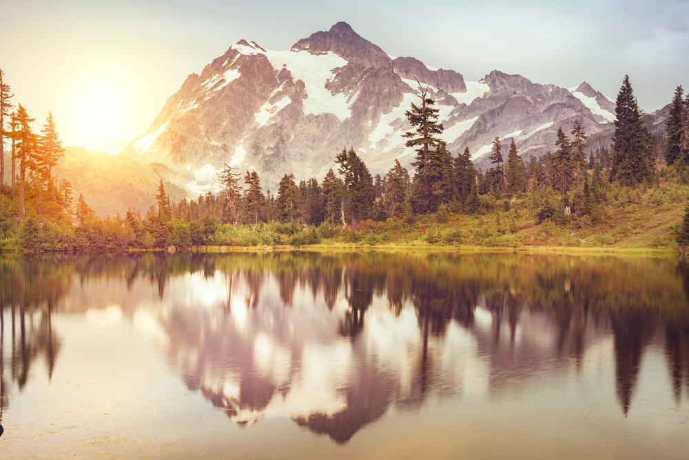 Mount Baker, Snoqualmie National Forest