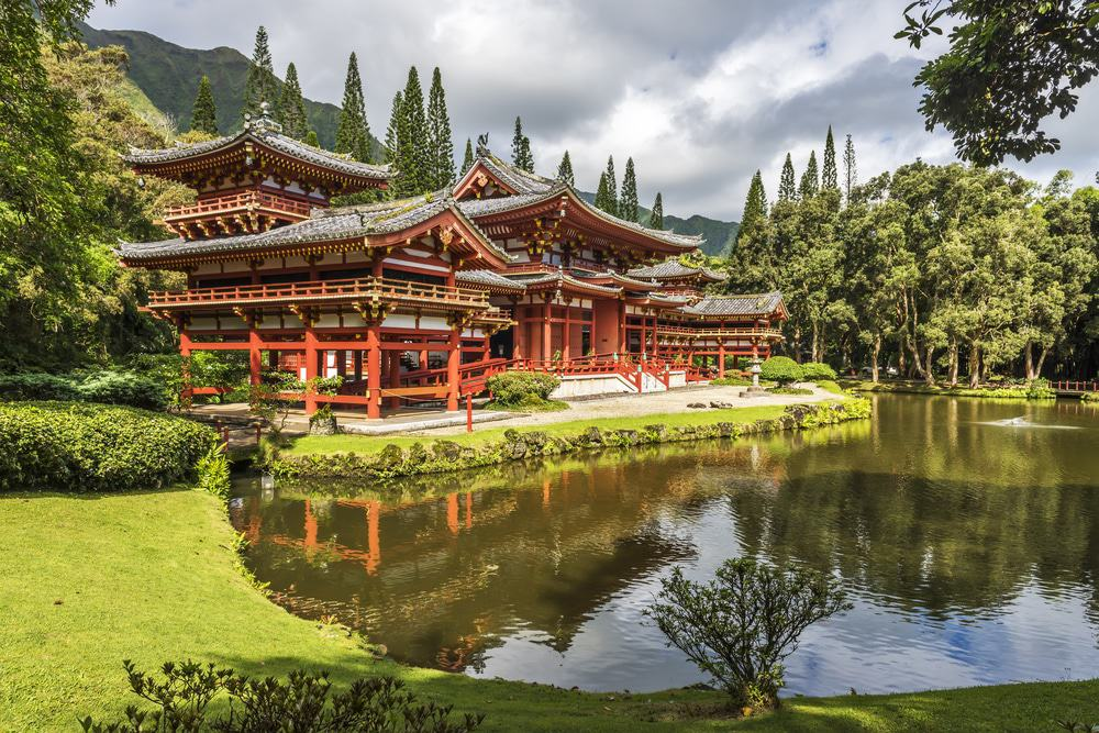 The Valley of the Temples, Oahu