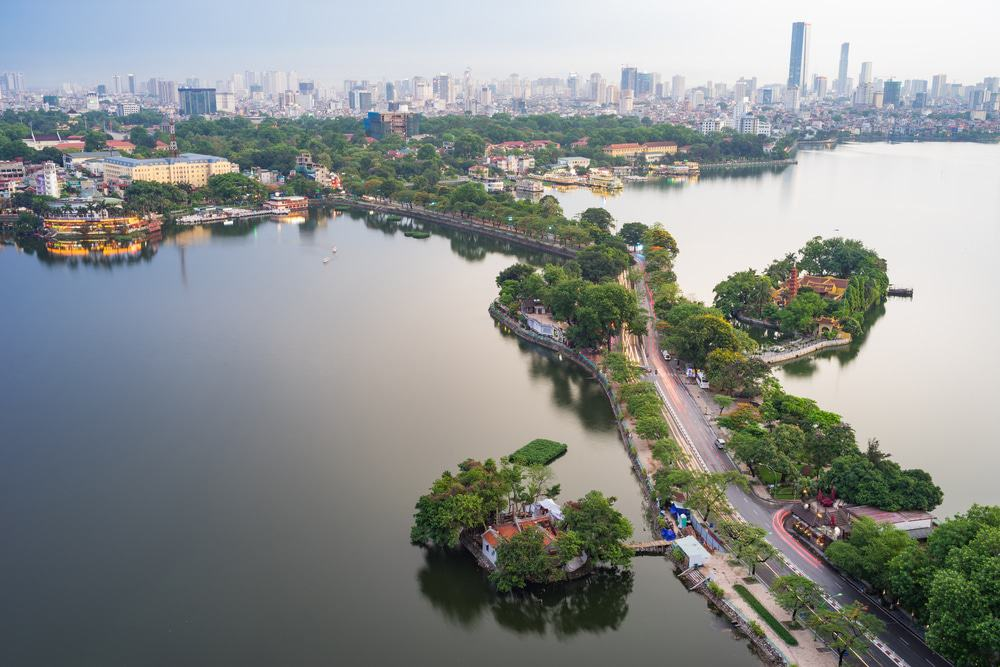 West Lake, Hanoi