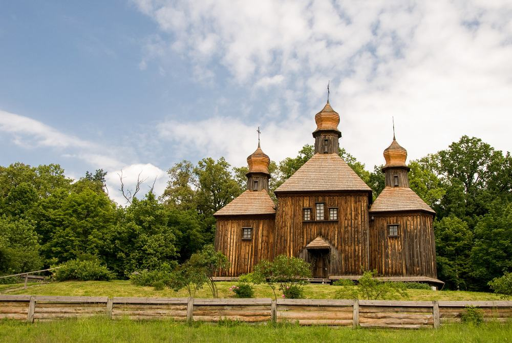 Pirogovo - Kiev Museum of Folk Architecture and Life