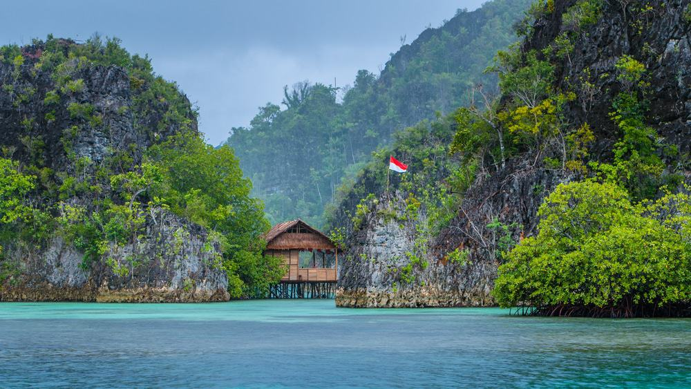 Painemo Islands, Raja Ampat, West Papua, Indonesia